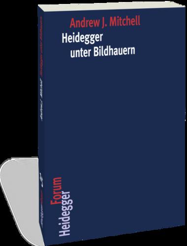 Heidegger unter Bildhauern: Körper, Raum und die Kunst des Wohnens Book Cover