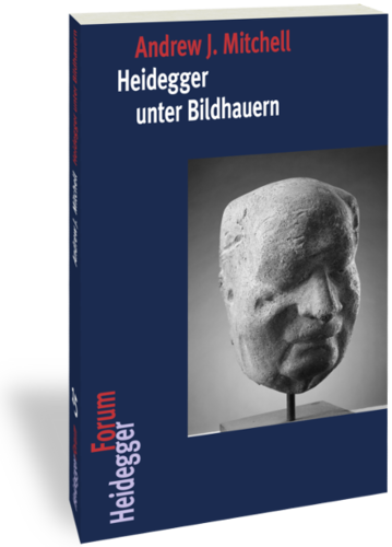Heidegger unter Bildhauern. Körper, Raum und die Kunst des Wohnens Book Cover