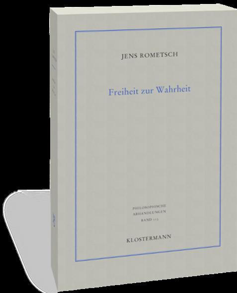 Rometsch, Jens: Freiheit zur Wahrheit