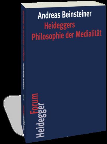 Heideggers Philosophie der Medialität Book Cover